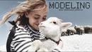 МОДЕЛИНГ | мои лучшие сьемки : VOGUE | ELLE | GIVENCHY | BE FREE | JILL STUART