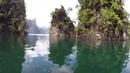 Тайланд_Као Сок Чео Лан Лэйк Thailand_Khao Sok National Park Cheow Lan Lake