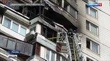 Вести-Москва Пожар на юго-западе Москвы спасены пять человек