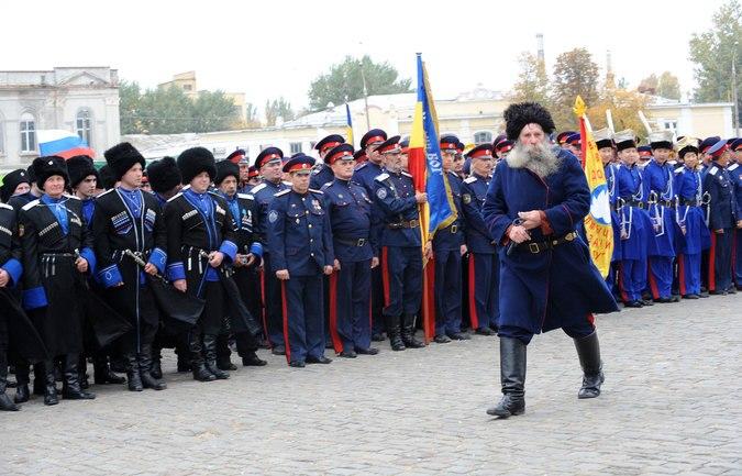 Казачий атаман Виктор Водолацкий: на Украину могут выехать 760 тысяч казаков для урегулирования конфликта