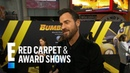 Justin Theroux Compares Bumblebee to Other '80s Classics | E! Red Carpet Award Shows