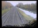 Рекордные испытания ТЭП80 0002 world speed record 271 km h