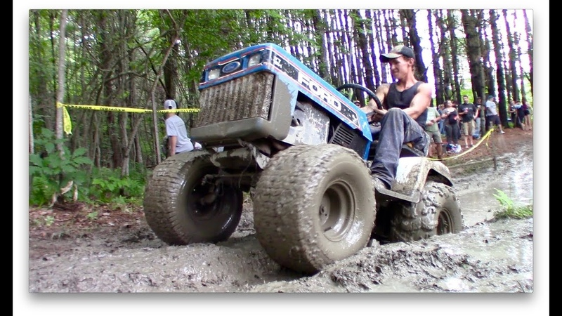 Mower Mud Runs 2017 (Cony Roaders)