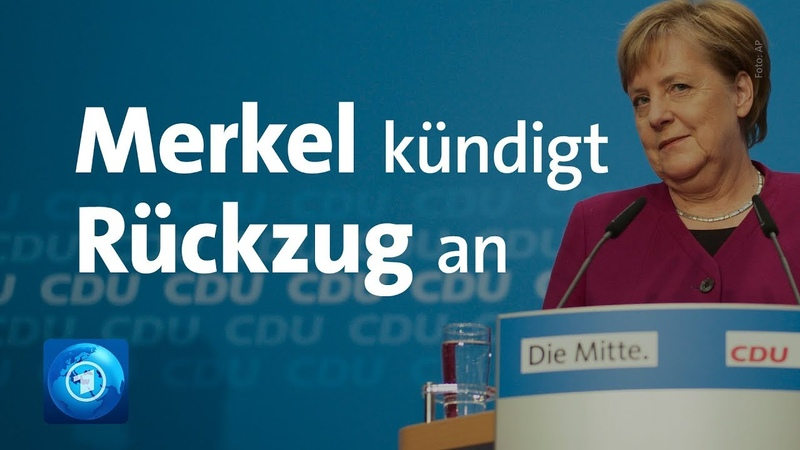 Merkel zu CDU-Parteivorsitz und Kanzlerschaft - die Pressekonferenz