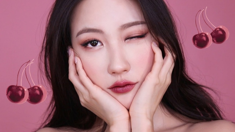 [Eng]🍒체리메이크업Vlog영어인터뷰❓😲🎤 l 이사배(RISABAE Makeup)