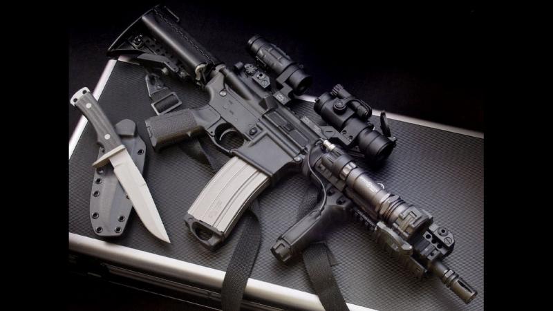 ПЕРВОКЛАССНОЕ ОРУЖИЕ ШТУРМОВАЯ ВИНТОВКА HK416 История оружия