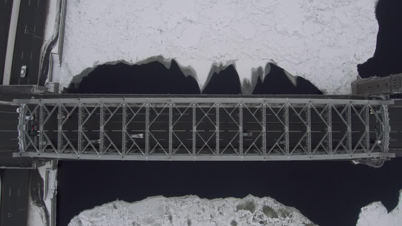 Мост Петра Великого, Artplay, СПб.