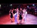 Шоу номер сальса руэда Salsa show rueda. LAGO DANCE Киев