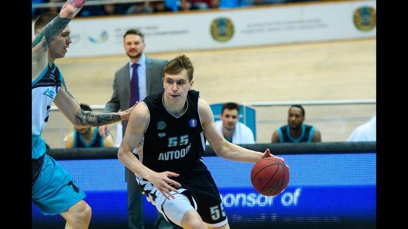 Young Star Perfomance. Anton KVITKOVSKIKH vs. Astana - 6 PTS, 6 REB, 2 AST, 1 ST 32 EFF!