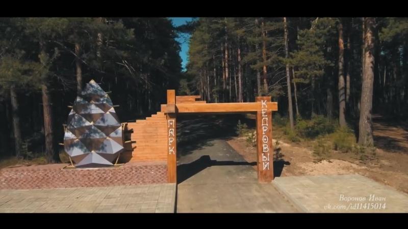 Кедровый парк. г. Колпашево, Томская область