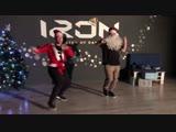 Bobby Helms - Jingle Bell Rock Choreography by Ilya Zlobin