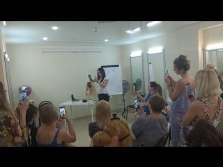 Энжи, Свадебные и вечерние прически в студии KEUNE NN