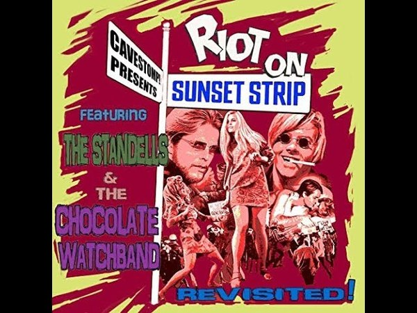 The Standells - Riot on Sunset Strip (1967) 🇺🇸 [Vietcong soundtrack update]