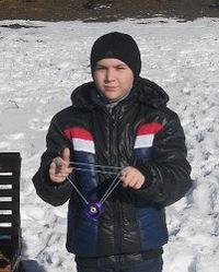 Даниил Красилов, 27 декабря , Минеральные Воды, id139669127