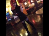 Ash Costello workin' itD