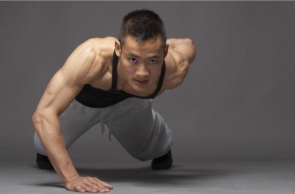 36 видов отжиманий для твоего тела