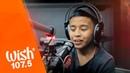 Sam Shoaf covers Photograph Ed Sheeran LIVE on Wish 107.5 Bus