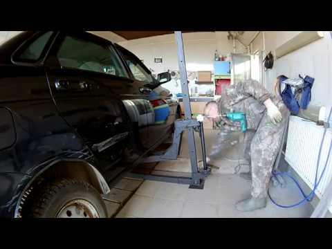 Опрокидыватель авто своими руками. Видео на конкурс от нашего подписчика Авто-Покраска-33