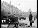Soviets Invade Czechoslovakian Capital (1968)