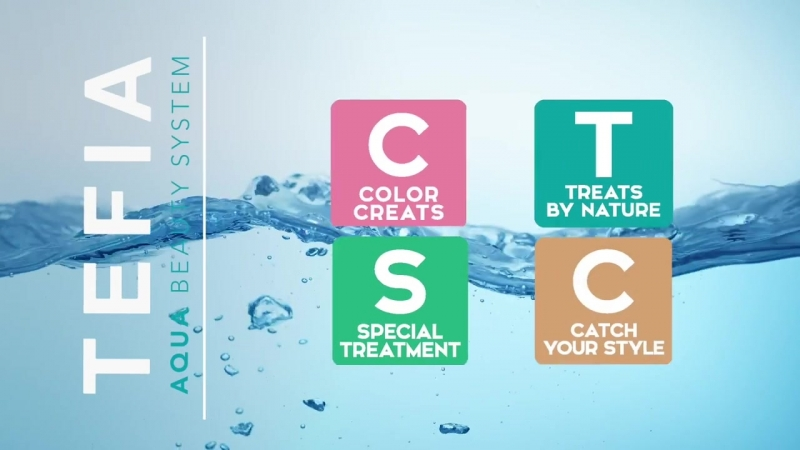 TEFIA Aqua Beauty System