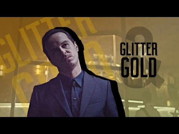 ►bbc sherlock; glitter gold