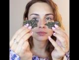 Как еффективно убрать синяки под глазами?