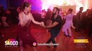 Charley FromParis and Karin Smid Salsa Dancing at El Sol Warsaw Salsa Festival, Friday 09.11.2018