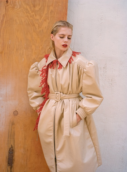 Lucy Boynton The Last Magazine, November 2018