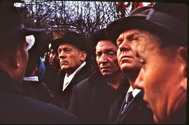 СССР, Ленинград, 1967 год.