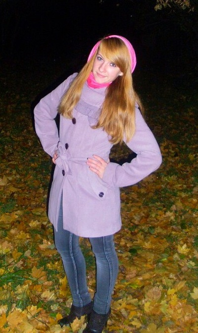 Дарья Владимировна, 30 октября , Похвистнево, id55231202