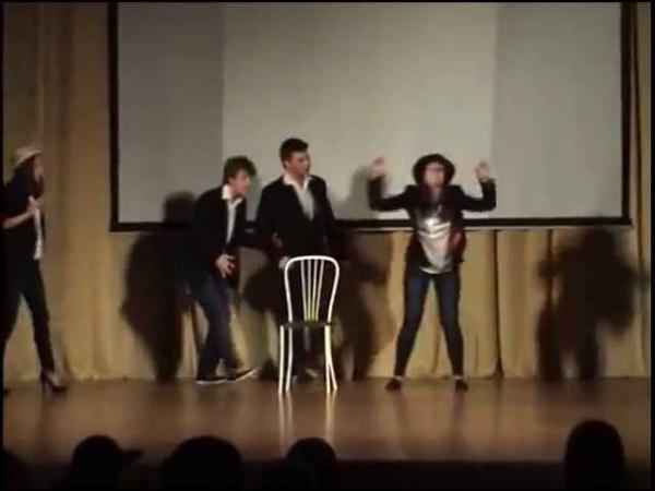 Отрывок из спектакля Love is по рассказам М. Зощенко Театр-студия ДА школа №351