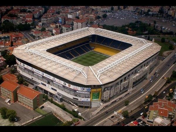 Turkish Süper Lig 2018 19 Stadiums