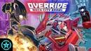 ROBOT HIGH FIVE - Override Mech City Brawl - jan:LOCK | Let's Play