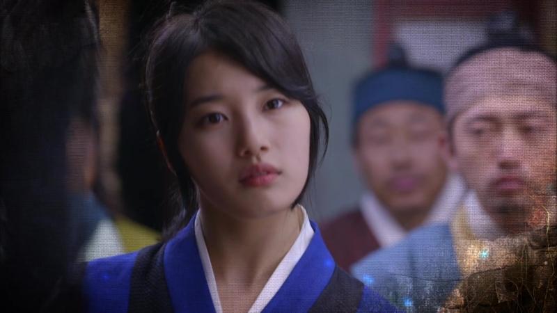 Дорама Книга семьи Гу (Gu Family Book) OST MV - Baek Ji Young Spring Rain