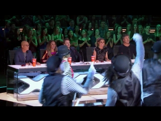 Academy of Villains_ Hip Hop Dance Crew Gives It Their All On AGT - Americas Got Talent 2018