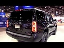 2018 Chevrolet Tahoe Z71 Limited Luxury Features Exterior and Interior First Look HD