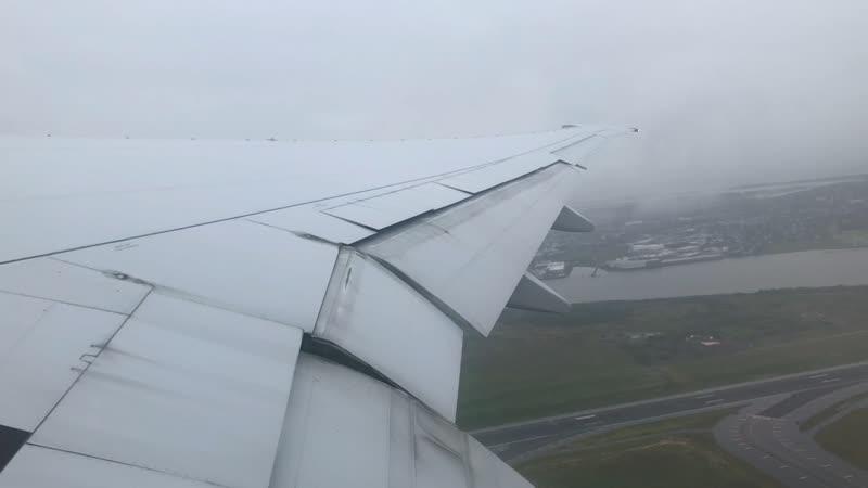 Вылет из JFK в Москву 10.09.2018