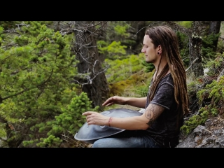 Bello Banff ¦ A Time Lapse HandPan video ¦ Daniel Waples - Hang in Balance ¦ Banff - Canada [HD]