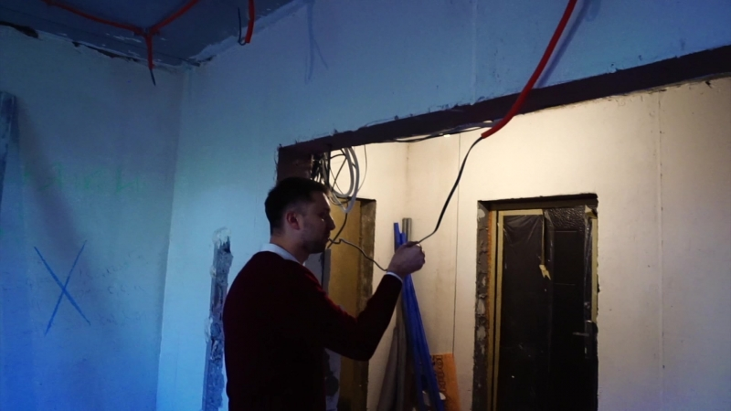 Ремонт квартир в Сочи | Обзор квартиры в ЖК Атаман