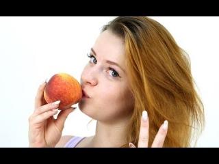 Как научиться целоваться без языка на персиках