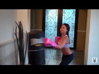 Playmate_Home_Videos__Francesca_Frigos_a_Boxing_Beauty