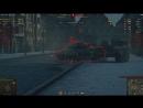 Клёвый бой на ИС-3, WOT(6-ть фрагов)