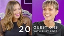 20 Questions with Wende Zomnir and Ruby Rose UrbanDecay