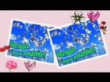 Музыкальная открытка С Днем Рождения, Брат! От Сестры (1).mp4