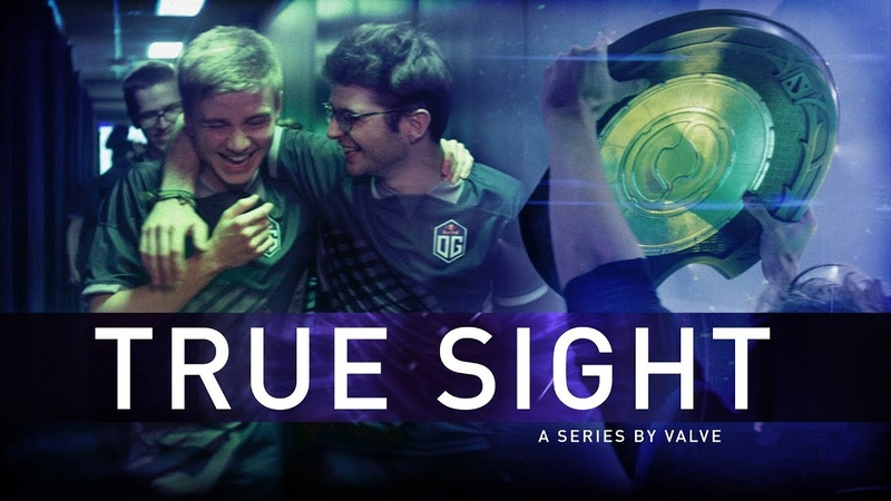 True Sight The International 2018 Finals