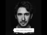 Josh Groban is back on Today in Music