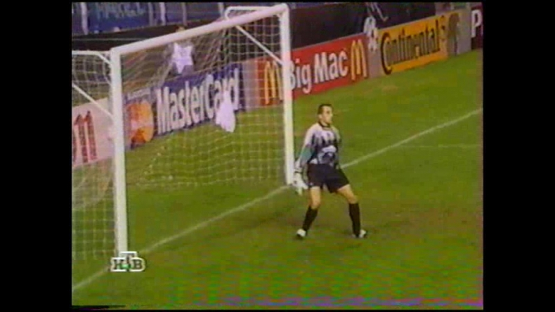 124 CL-1997/1998 Lierse SK - Sporting CP 1:1 (01.10.1997) HL
