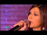 Парижская прекрасная подруга. Elodie Damiao. Adele - Hometown Glory par Elodie (26/01/12)