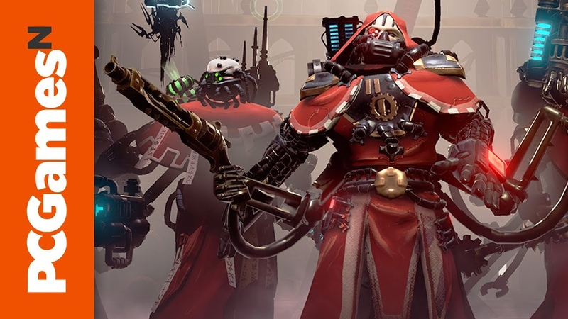 How Warhammer 40,000: Mechanicus Shows the Universe's Stranger Side