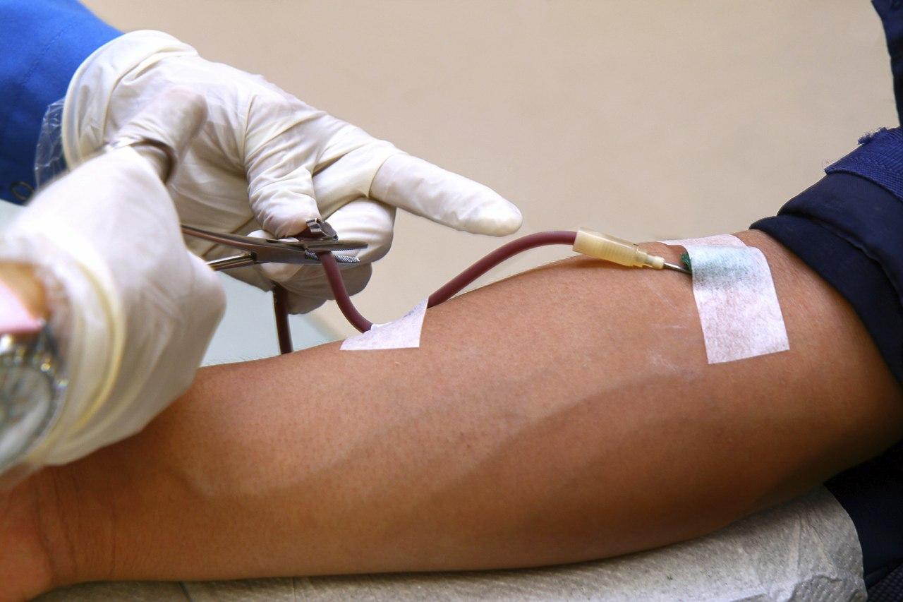 Станция переливания крови приглашает вологжан стать донором